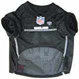 Pets First NFL Oakland Raiders Jersey, Small, My Pet Supplies