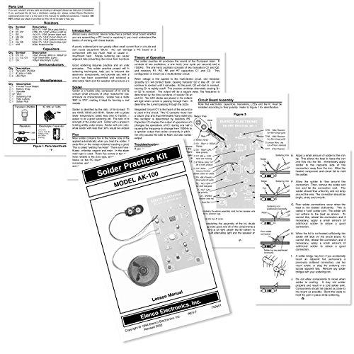 elenco learn to solder kit | eBay