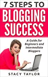 img - for 7 Steps to Blogging Success: A Guide for Beginners and Intermediate Bloggers book / textbook / text book