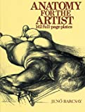 Anatomy for the Artist, Jeno Barcsay, 1402735421