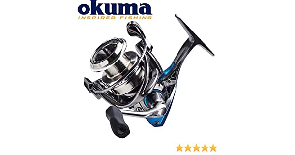 Okuma Carrete Null EPIXOR LS Spinning Null - 258, 130m in 30/100 ...