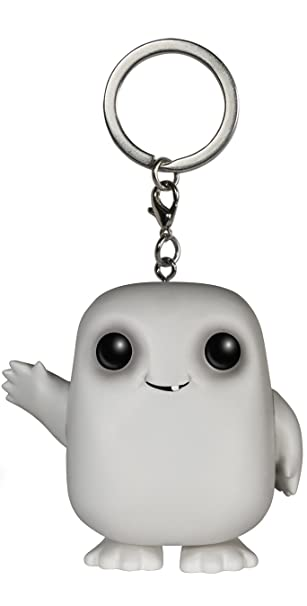 Funko Doctor Who - Adipose Action Figure Pocket Pop Keychain