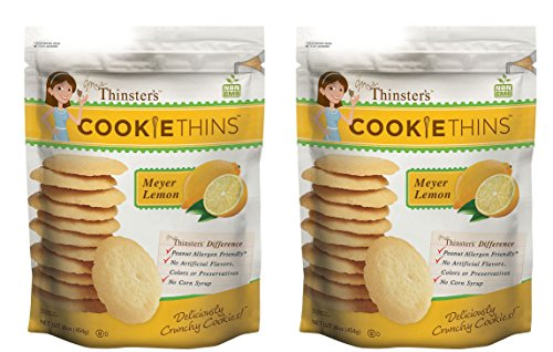 (Mrs. Thinster's lemon cookie thins 16 oz (pack of 2) )