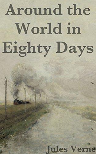Amazon Around The World In Eighty Days Titan Classics