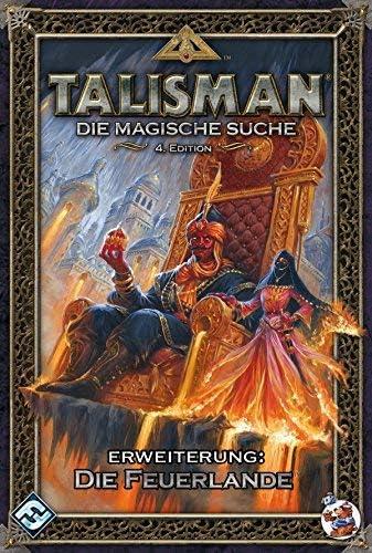 Heidelberger HE728 - Talisman - Tierras de Fuego, Juego de Mesa de ...