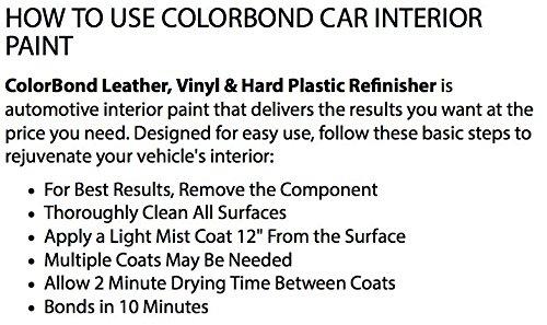 colorbond 1724 toyota ivory 2 lvp leather vinyl hard import it all. Black Bedroom Furniture Sets. Home Design Ideas