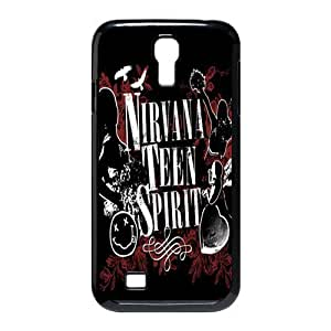 EVA Nirvana Samsung Galaxy S4 I9500 Case,Snap-On Protector Hard Cover for Galaxy s4