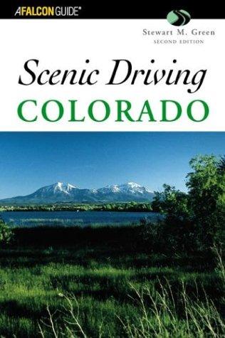 Falcon Guide Scenic Driving Colorado