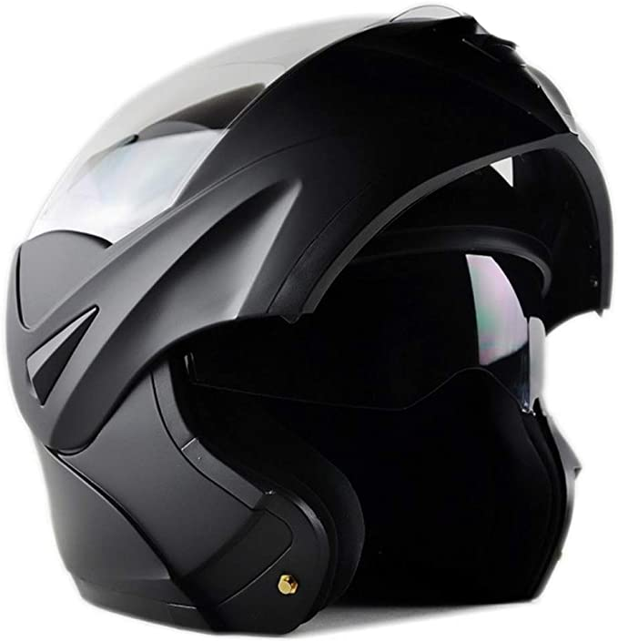 Uomo Donna Antivento Caschi Moto Doppia Lente Antifogging Caschi Moto Inverno Caldo Motocross Caschi Moto Casco Multicolor Opzioni