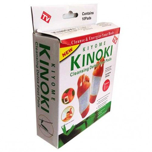 Kinoki Foot PadsApproved FDAforYourHealth Careand Wellness (Patch Purify Foot)