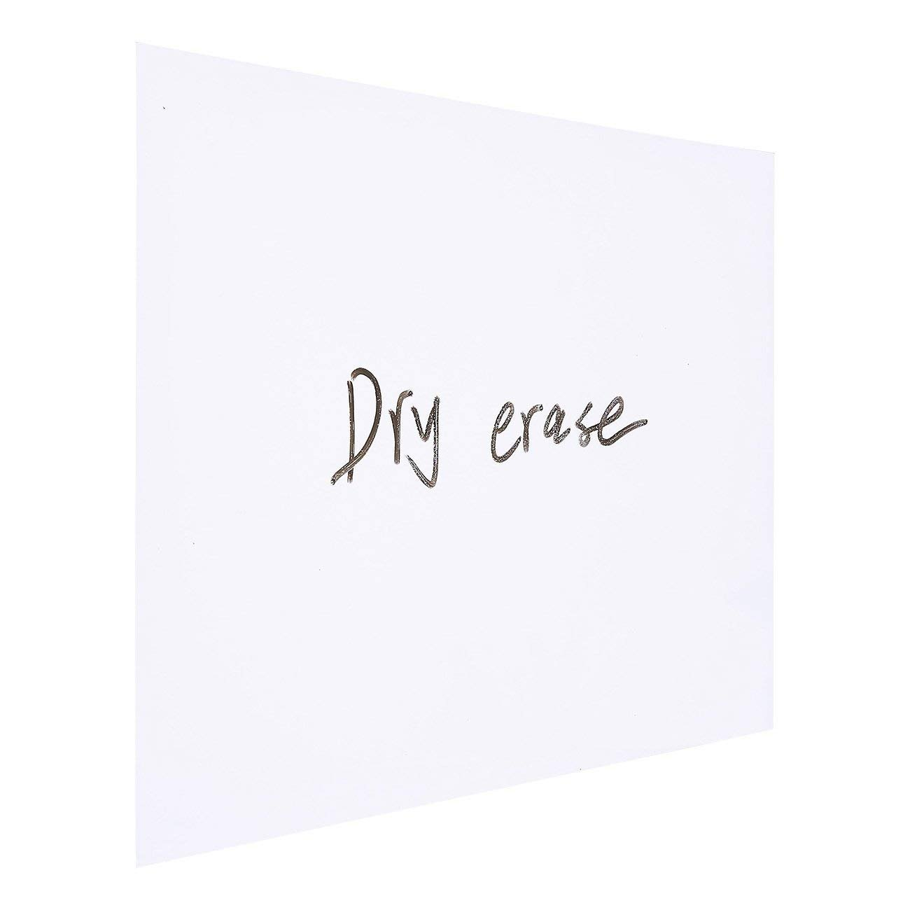 Fridge Whiteboard Sheet White Magnetic Dry Erase Sheet 12-Pack Whiteboard Sheet for Refrigerator 4 x 4 Inches Kitchen Dry Erase Board with Magnets Mini