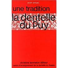 Dentelle du puy une tradition