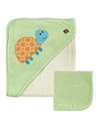 Hudson Baby Rayon from Bamboo Hooded Bath Towel and Washcloth BOBEBE Online Baby Store From New York to Miami and Los Angeles