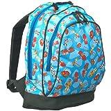 Wildkin Fireman Sidekick Backpack