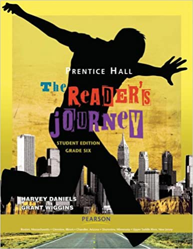 Amazon com: PRENTICE HALL: THE READER'S JOURNEY, STUDENT WORK TEXT