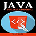 Java Programming: A Beginners Guide to Learning Java, Step by Step Audiobook by Troy Dimes Narrated by Wally Treppler