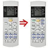 Replacement for Panasonic Air Conditioner Remote Control A75C3582 CWA75C3582