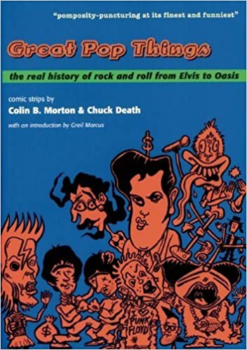 Book Great Pop Things: The Real History of Rock 'n' Roll from Elvis to Oasis by Colin B Morton (1998-11-05)
