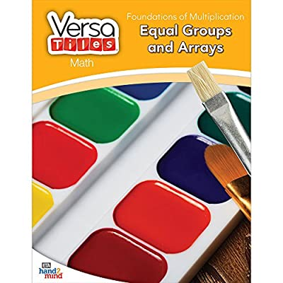 VersaTiles Math Books Grade 2 (Foundations of Multiplication: Equal Groups and Arrays): Industrial & Scientific