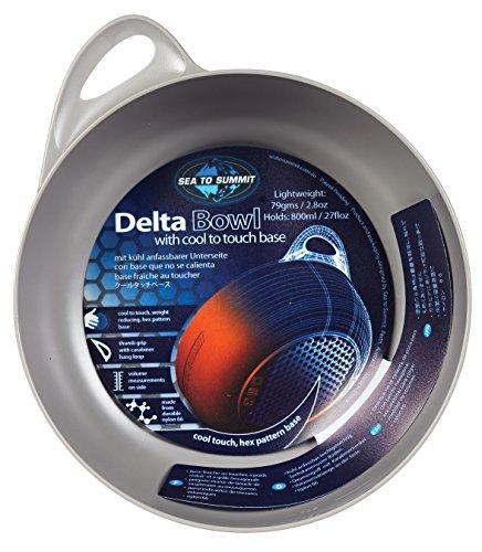 Sea To Summit Delta Bowl Grey