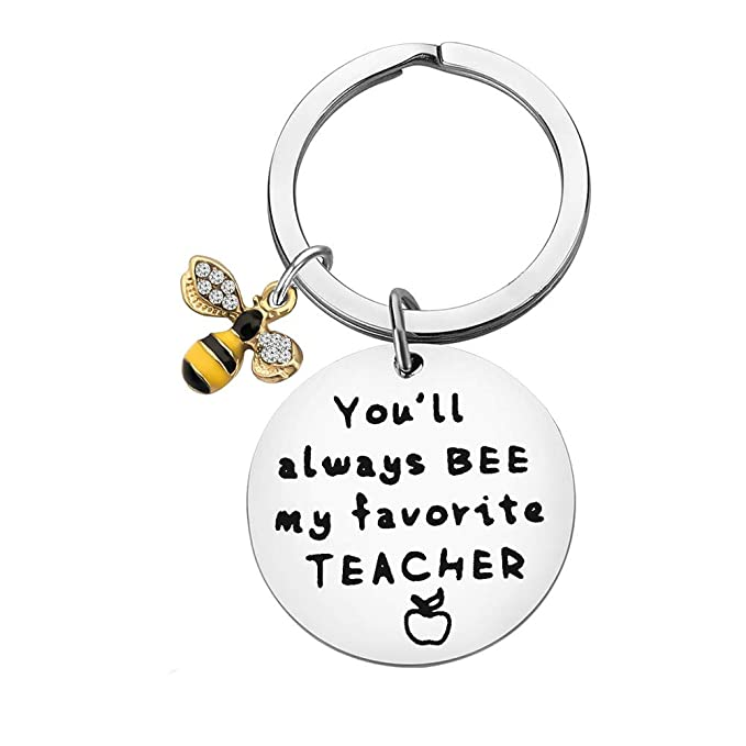 Amazon.com: Llavero para maestro, regalo que siempre abres ...