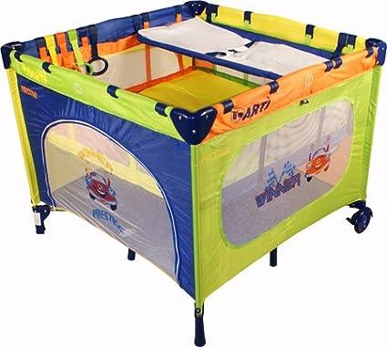 Cuna de viaje ARTI LuxuryGo Arco iris de coches Parque de juegos