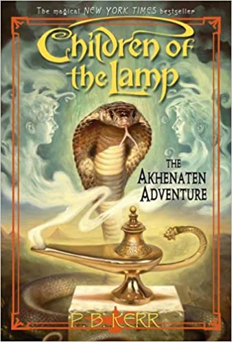 Image result for the children of the lamp