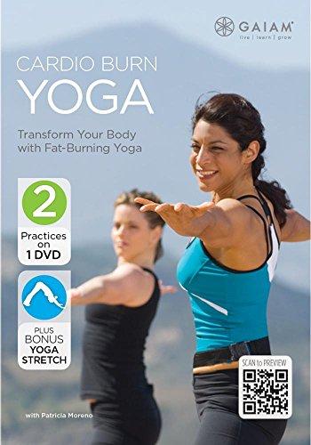 Cardio Burn Yoga Patricia Moreno