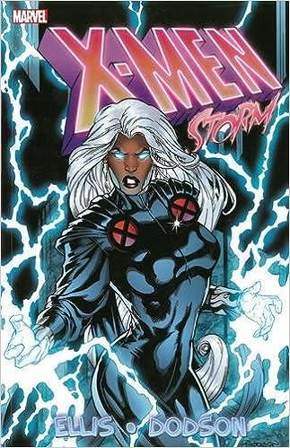 comic storm X men