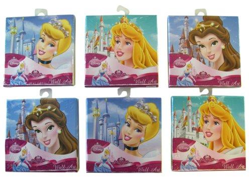 Amazon.com: Disney Princess Wall Art - Princess Print Art Frame (1pc ...