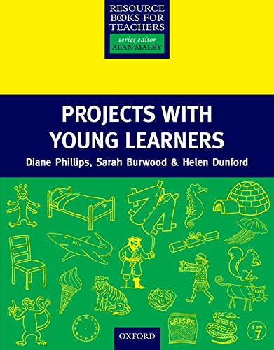 Projects with Young Learners (Resource Books for - Stores Burwood