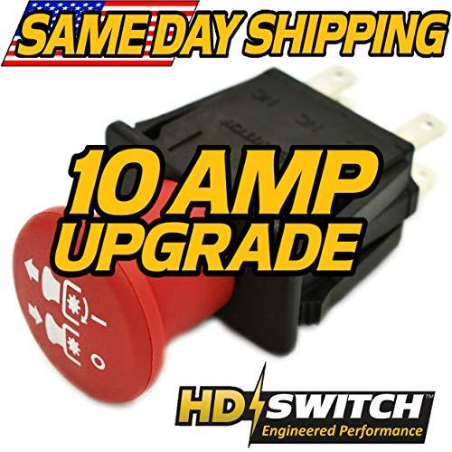 Grasshopper 218 220 223 225 226V 227 321D 322D 325 325A 325D Blade Clutch PTO Switch, HD Switch