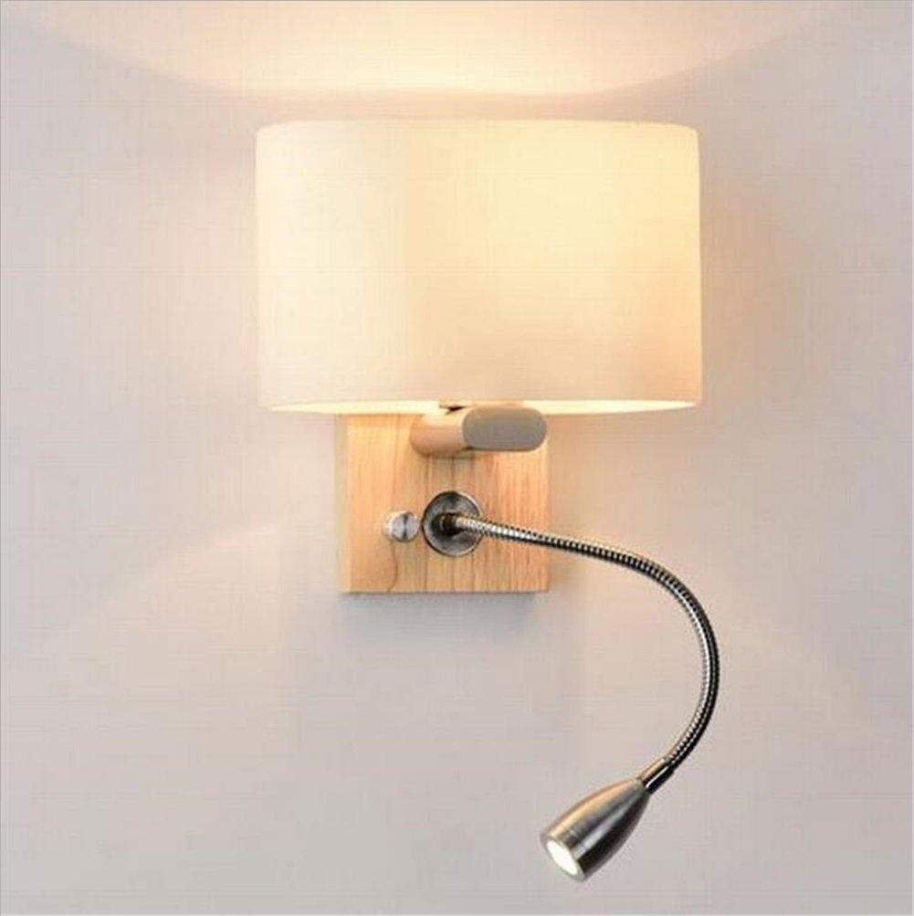 Amazon.com: Wall Lamp LED Modern Simple Creative Wall Lights ...