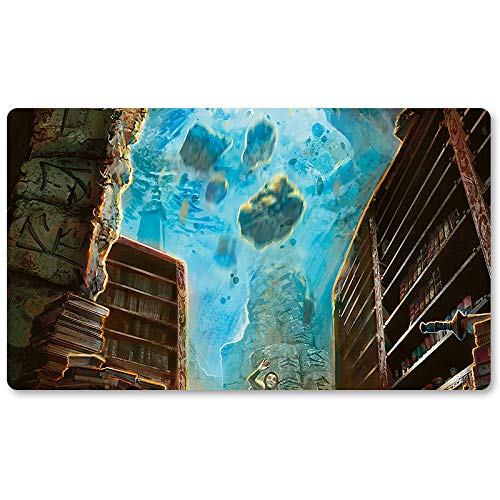Archive-Trap - Board Game MTG Playmat Table Mat Games Size 60X35 cm Mousepad Play Mat for Yugioh Pokemon Magic The Gathering