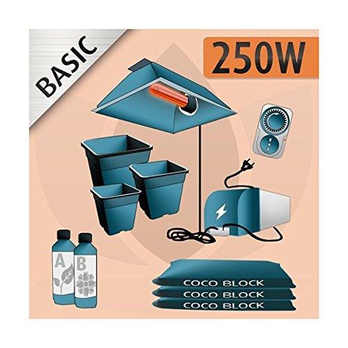 Anbaukit Indoor Kokos 250W–Basic