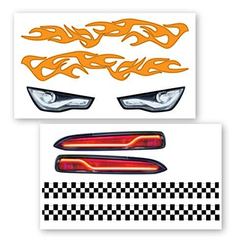 Prime Hoverboard Decal Set, Speedway -