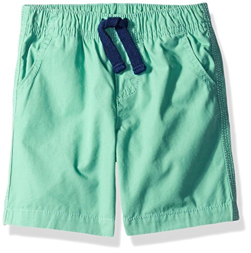 Crazy 8 Boys' Toddler Boys' Solid Pull on Short
