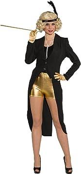 Amakando FRAC Showgirl FRAC Mujer Negro L 42/44 Falda ...