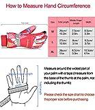 Yobenki Ski Gloves, Winter Waterproof Snow Gloves