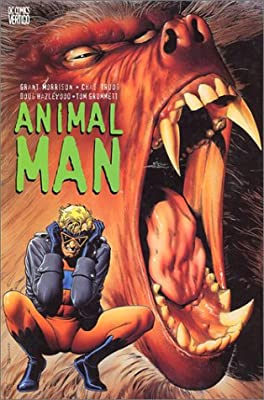 Animal Man, Book 1: Animal Man