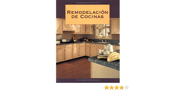 Remodelacion de Cocinas (Spanish Edition): Creative Publishing ...