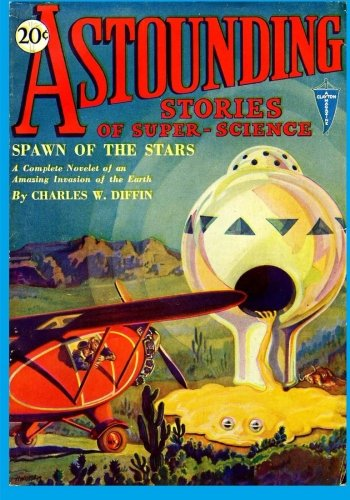 Astounding Stories of Super-Science, Vol. 1, No. 2 (February, 1930) (Volume 2)