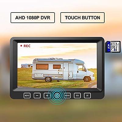 Backup Camera with 7