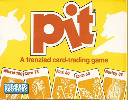 parker brothers pit card game - 8