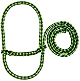 #6: Weaver Leather Graphite Poly Rope Sheep Halters