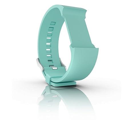 Sony ERSMARTWATCHC4 - Correa de plástico para Sony SmartWatch, color verde