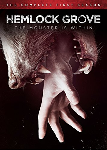 DVD : Hemlock Grove: The Complete First Season (Widescreen, 3 Disc)