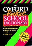 img - for Pocket School Dictionary book / textbook / text book