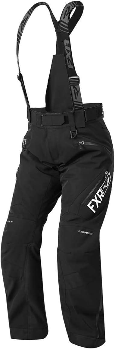 FXR Womens Renegade Pant Black, Size 10