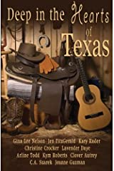 Deep in the Hearts of Texas by Lavender Daye (2013-05-26) Mass Market Paperback